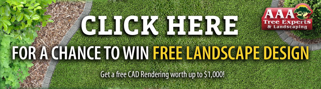 Click here for a chance to win a $1000 landscape design!